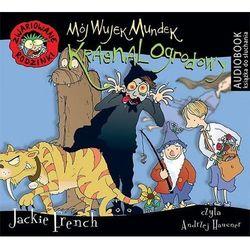 Mój wujek Mundek, krasnal ogrodowy. Zwariowane rodzinki (audiobook CD) - Jackie French