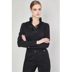 Bluzka z falbaną Cameron - Click Fashion