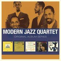 Pozostała muzyka rozrywkowa, ORIGINAL ALBUM SERIES - The Modern Jazz Quartet (Płyta CD)