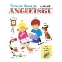 Pozostałe zabawki edukacyjne, Pierwsze słowa po angielsku - Alain Gree