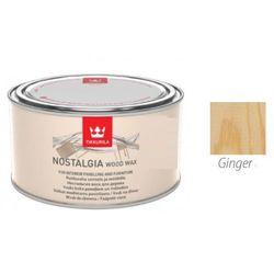 TIKKURILA NOSTALGIA WOOD WAX- wosk do drewna, ginger, 0.225 l