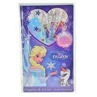 Kreatywne dla dzieci, Zestaw kreatywny 14x24cm Kraina Lodu Frozen /347076/