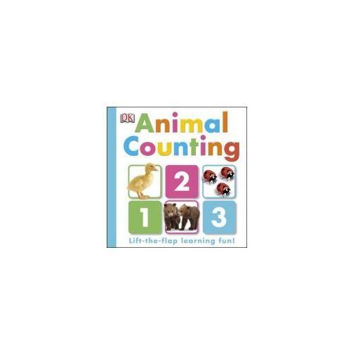 Książki do nauki języka, Animal Counting - wysyłamy w 24h