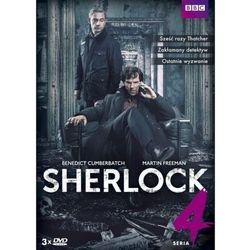 Sherlock seria 4 3DVD - Best Film