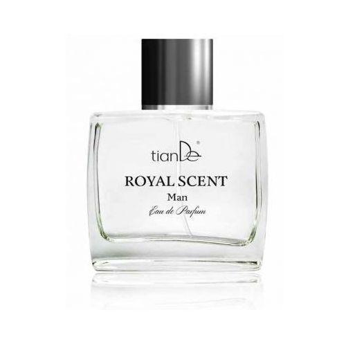 Wody perfumowane męskie, Woda perfumowana dla mężczyzn Royal Scent 50 ml 70144
