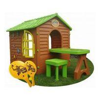 Pozostałe zabawki, Domek ogrodowy ze stolikiem