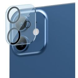 Baseus SGAPIPH54N-AJT02   Folia hartowana na obiektyw aparat do iPhone 12 Mini 5.4'' 2szt