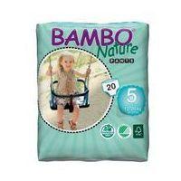 Pieluchy jednorazowe, Eko Pieluchomajtki Jednorazowe Junior 12-20 kg (20szt.), Bambo Nature, ABENA