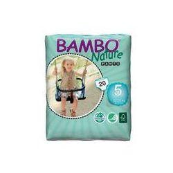 Eko Pieluchomajtki Jednorazowe Junior 12-20 kg (20szt.), Bambo Nature, ABENA