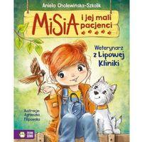 Książki dla dzieci, Weterynarz z Lipowej Kliniki. Misia i jej mali pacjenci - Opracowanie zbiorowe (opr. twarda)