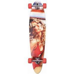 longboard DUSTERS - Farrah Fawcett Longboard (RED) rozmiar: 40