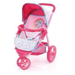 Wózek dla lalek Jogging My Little Pony - BEZPŁATNY ODBIÓR: WROCŁAW!