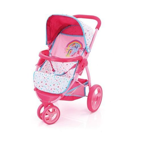 Wózki dla lalek, Wózek dla lalek Jogging My Little Pony