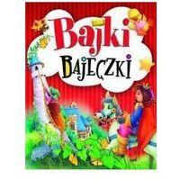 Książki dla dzieci, Bajki bajeczki (czerwona) - Praca zbiorowa (opr. twarda)