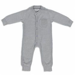 Baby's Only, Pajacyk tkany, Jasnoszary, rozmiar 68cm
