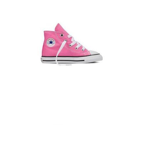 Obuwie sportowe dla dzieci, Converse CHUCK TAYLOR ALL STAR Tenisówki i Trampki wysokie pink