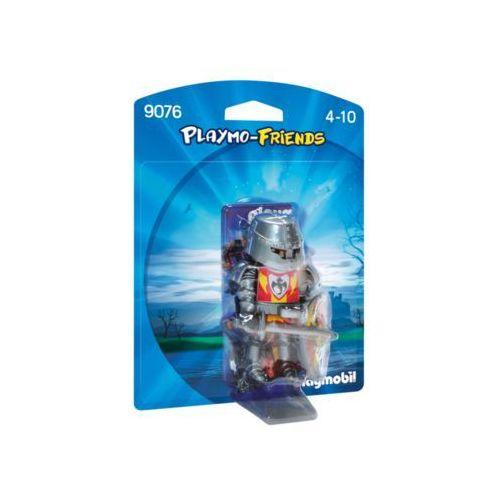 Klocki dla dzieci, Playmobil PLAYMO-FRIENDS Rycerz herbu smoka 9076