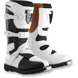 THOR BUTY OFFROAD WOMENS BLITZ S4 WHITE =$