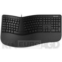 Klawiatury do komputerów, Klawiatura przewodowa MICROSOFT Ergonomic Keyboard