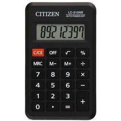 Kalkulator kiszonkowy Citizen LC310NR czarny