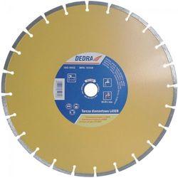 Tarcza do cięcia DEDRA H1154 150 x 22.2 mm laser + Zamów z DOSTAWĄ JUTRO!