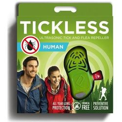 Ultradźwiękowy repelent przeciwko kleszczom Tickless HUMAN