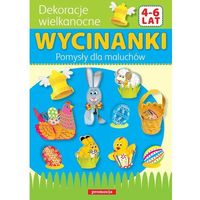 Książki dla dzieci, DEKORACJE WIELKANOCNE WYCINANKI (opr. broszurowa)