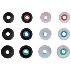 Wkładki do słuchawek HAMA Silikonowe Rozmiary S-L (12 szt)
