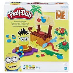 Hasbro Play-Doh Ciastolina Minionkowy raj B9028