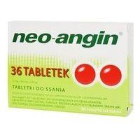 Leki na gardło, Neo-Angin x 36 tabletek do ssania