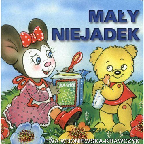 Książki dla dzieci, Mały niejadek (opr. kartonowa)