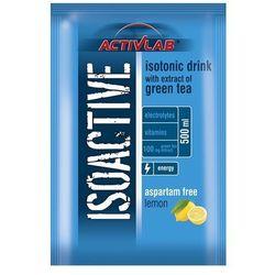 Activlab-Isoactiv saszetka 31.5g cytryna (zielona herbata) - Cytryna