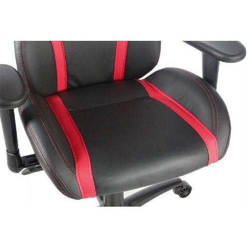 Fotele dla graczy, Fotel dla gracza Gembird Hornet (czarno-czerwony)