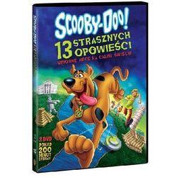 Scooby-doo! 13 strasznych opowieści. upiorne hece na całym świecie (2 dvd) (Płyta DVD)