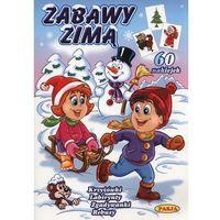 Książki dla dzieci, Zabawy zimą. Darmowy odbiór w niemal 100 księgarniach!