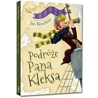 Książki dla młodzieży, Podróże Pana Kleksa TW kolor GREG (opr. twarda)