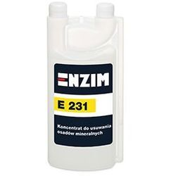 Enzim E231 odkamieniacz do czyszczenia osadów minelalnych