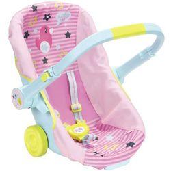 Baby Born Nosidełko podróżne i wózek 3w1