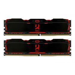 GOODRAM DDR4 IRDMX 2x8GB 3000MHz CL16 BLACK IR-X3000D464L16S/16GDC - odbiór w 2000 punktach - Salony, Paczkomaty, Stacje Orlen