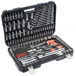 """YATO zestaw narzędziowy (1/4"""" 1/2"""" 3/8"""") - 216 elementów (YT-38841)"""