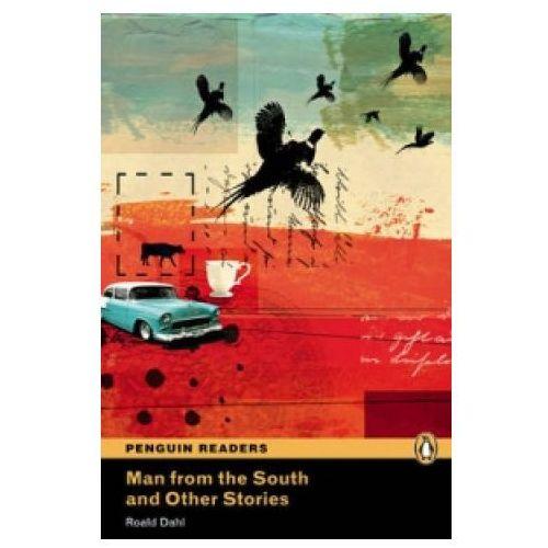 Książki do nauki języka, Man From The South and Other Stories Plus MP3 CD (Człowiek z Południa i inne opowiadania) Penguin Readers Contemporary (opr. twarda)