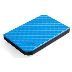 Zewnętrzny dysk twardy Verbatim Store 'n' Go GEN2 1TB (53200) Niebieski