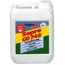 SOPRO GD 749- koncentrat gruntujący do podłoży chłonnych, 10 kg