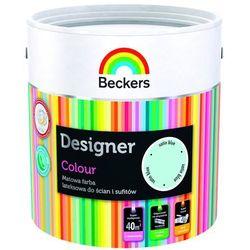 Beckers Farba Lateksowa Designer Colour Satin Blue 2,5L