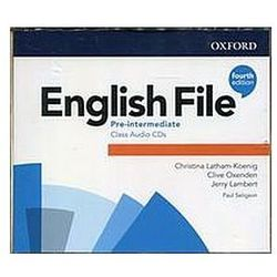 English File Pre-Intermediate Class Audio CDs