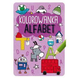 Kolorowanka alfabet - praca zbiorowa