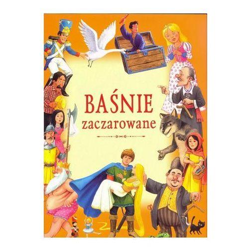 Książki dla dzieci, Baśnie zaczarowane (opr. twarda)