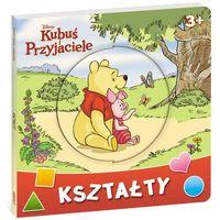 Książki dla dzieci, Kubuś i przyjaciele Kształty. DBF1 (opr. twarda)