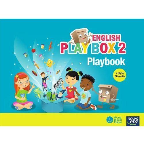 Książki do nauki języka, Polish Coalition cz.2 Podrecznik. English Play Box z płytą CD. Język angielski - Adlard R. (opr. miękka)