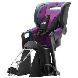 Britax Römer Fotelik rowerowy Jockey² Comfort Black - Turquoise/ Purple